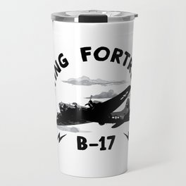 B-17 Flying Fortress Travel Mug