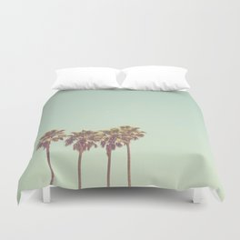 California Dreams Duvet Cover