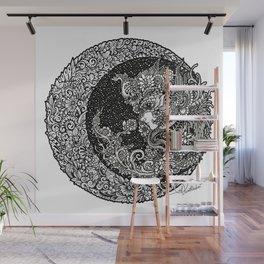 Lunar Fetus Wall Mural
