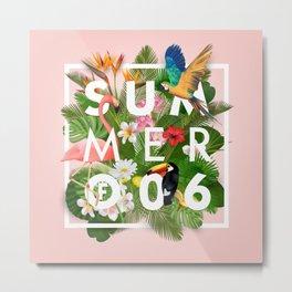 SUMMER of 06 Metal Print