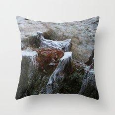 Stump & Frost Throw Pillow