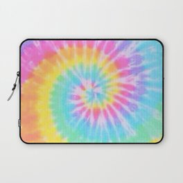 Rainbow Tie Dye Laptop Sleeve