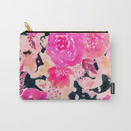 Pink In the Dark Carry-All Pouch
