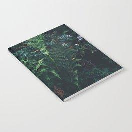 Fleurs Vertes Notebook