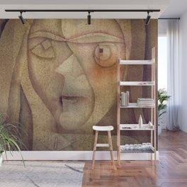 Paul Klee - Jester Wall Mural
