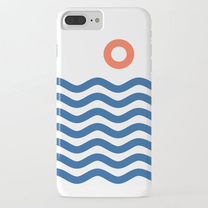 Nautical 02 Seascape iPhone Case