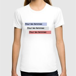 Pour les femmes T-shirt