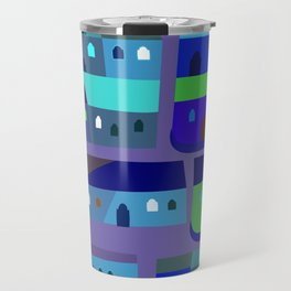 Tepito de Azul Travel Mug