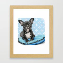 Draw Me Like One Of Your French Girls- Square Format Framed Art Print