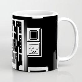 Geek Gamer Pattern Coffee Mug