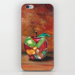 An Apple A Day iPhone Skin