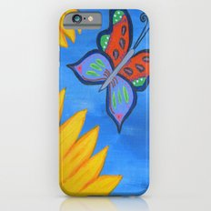 Butterfly Banquet iPhone 6s Slim Case