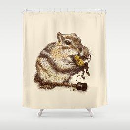 Occupational Hazard Shower Curtain