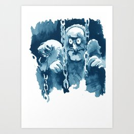 The Marley Brothers Art Print