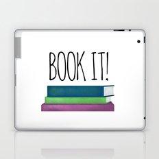 Book It! Laptop & iPad Skin