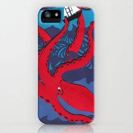 The Kraken iPhone Case