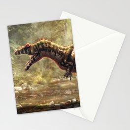 Allosaurus Fragilis Restored Stationery Cards