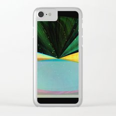 Abstract 2017 003 Clear iPhone Case