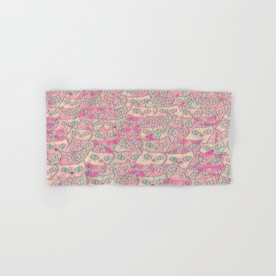 cat-935 Hand & Bath Towel