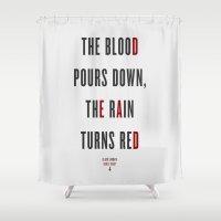 lyrics Shower Curtains featuring Dead - Sabbath lyrics. by Joe Young