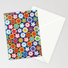 Festive Print Stationery Cards