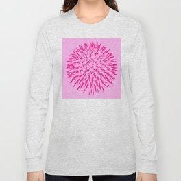 Spiked Flower 2 Long Sleeve T-shirt