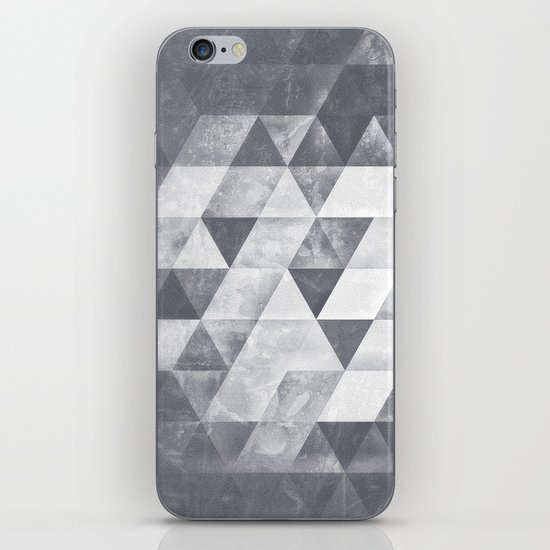 dythyrs iPhone & iPod Skin
