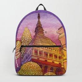 Torino Mole Antonelliana Backpack