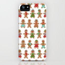 Gingerbread Bonanza iPhone Case