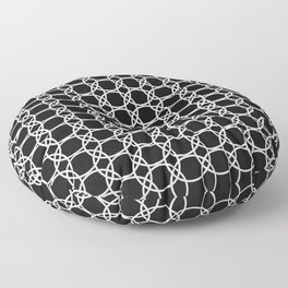 Eloos B&W 2 Floor Pillow