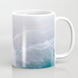 BLUE BEACH BREAK Coffee Mug