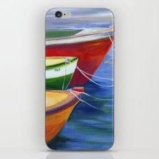Gone Fishin' iPhone & iPod Skin