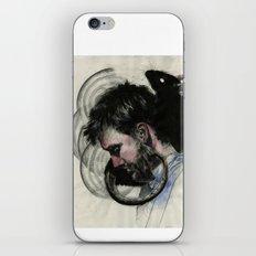 Isaac Brock iPhone & iPod Skin