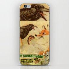 sustainable iPhone & iPod Skin
