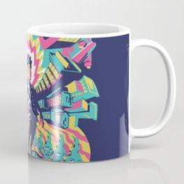 Psychedelic 100 Coffee Mug