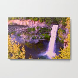 a series in saturation - 1 Metal Print