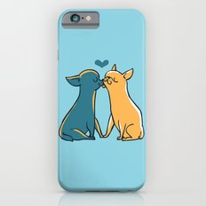 Chihuahua Kisses Slim Case iPhone 6s