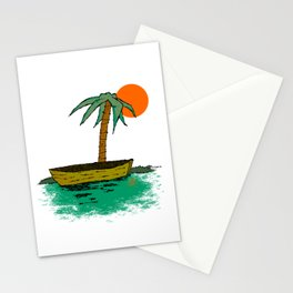 Emilie et Sonia Stationery Cards