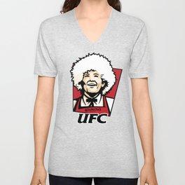 UFC-KFC Khabib Nurmagomedov Unisex V-Neck