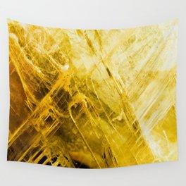 Gold Quartz Wall Tapestry