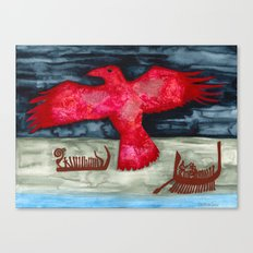 Norse Fairytale Canvas Print