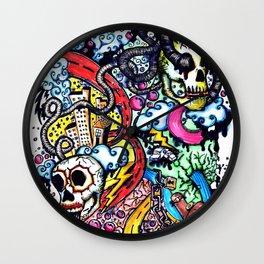 Freak City Wall Clock