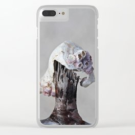 Just This Once Clear iPhone Case