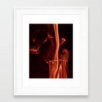 alchemy Framed Art Prints featuring Alchemy by Bill Nash