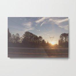 Roadtrip USA Metal Print