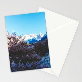 Hiking to Laguna Torre, Patagonia, Argentina Stationery Cards