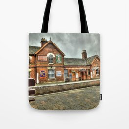 Bewdley Heritage Railway Station Tote Bag