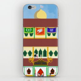 Guilde fairy tail iPhone Skin