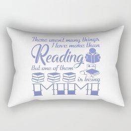 Reading Mimi Rectangular Pillow