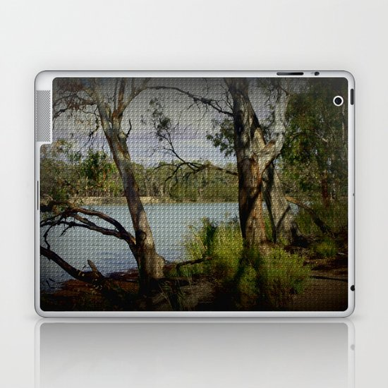 The Mighty Murray River Laptop & iPad Skin